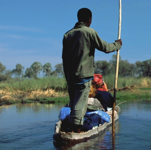 Botswana - Okavango Delta 016