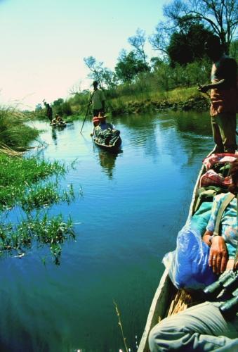 Botswana - Okavango Delta 017