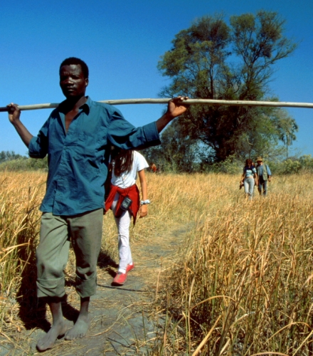 Botswana - Okavango Delta 037