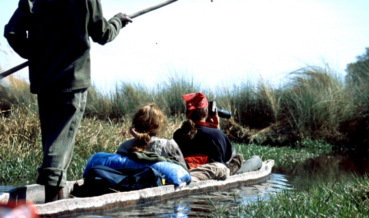 Botswana - Okavango Delta 038