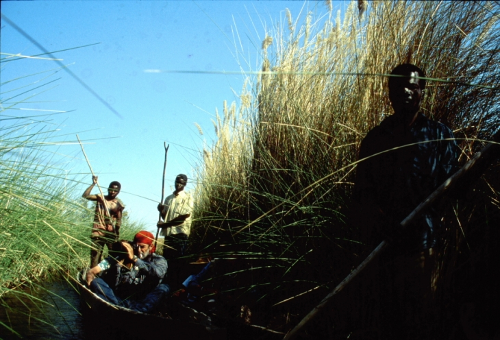 Botswana - Okavango Delta 040