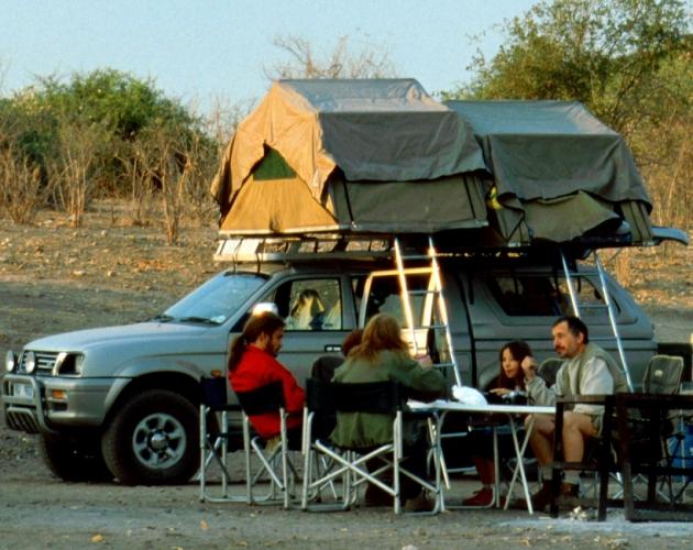 Botswana - Chobi & Moremi NP 054