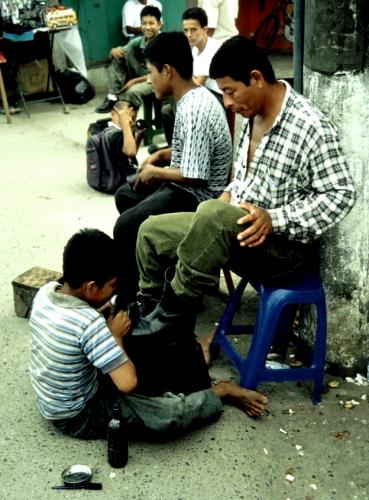 Guatemala - Rio Dulce 027 - Fronteras