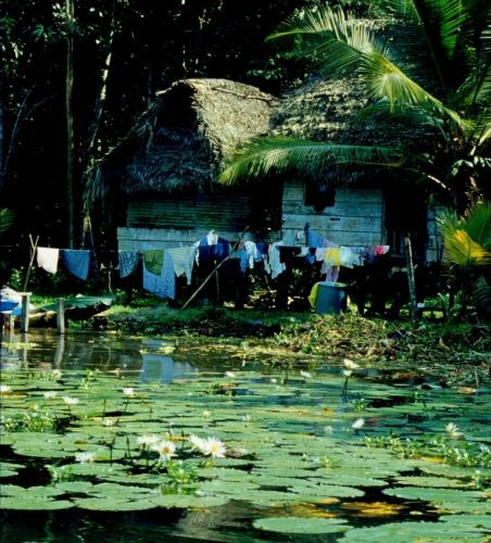 Guatemala - Rio Dulce 054