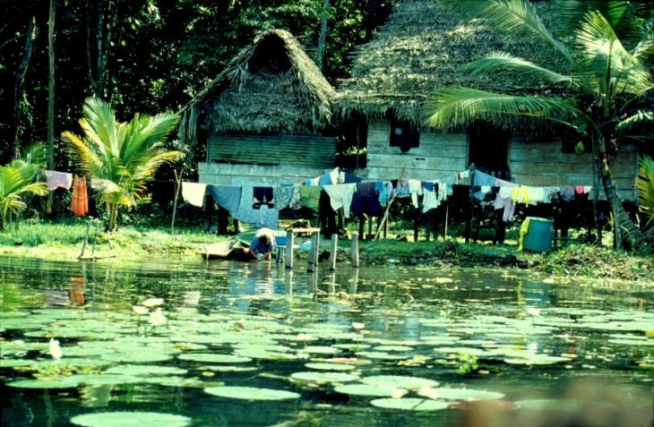 Guatemala - Rio Dulce 055