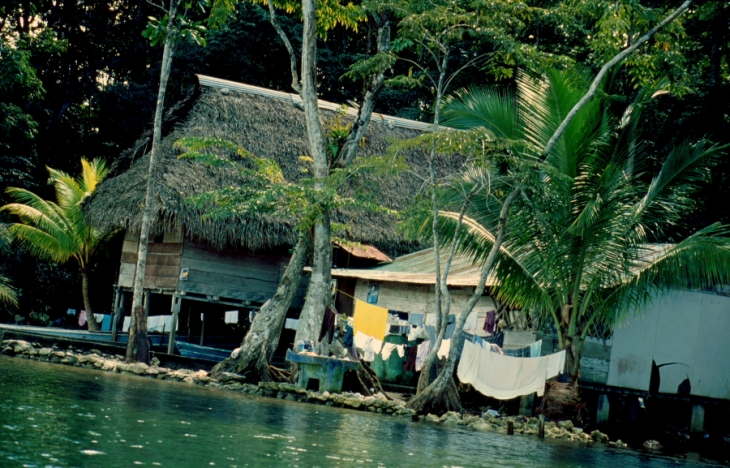 Guatemala - Rio Dulce 060