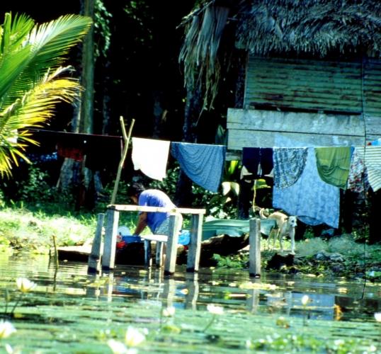 Guatemala - Rio Dulce 061