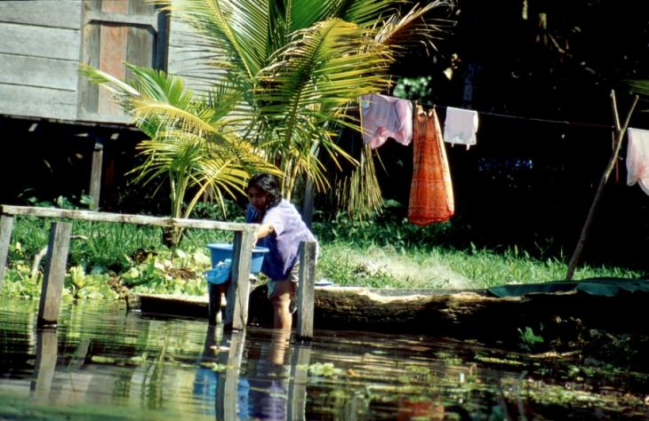 Guatemala - Rio Dulce 063