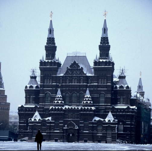 Russia - Moscow 012