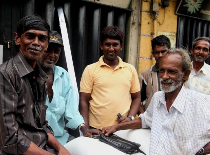 Sri Lanka - Colombo 21