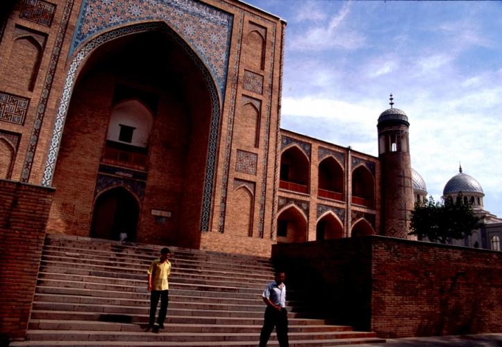 Uzbekistan - Tashkent 28