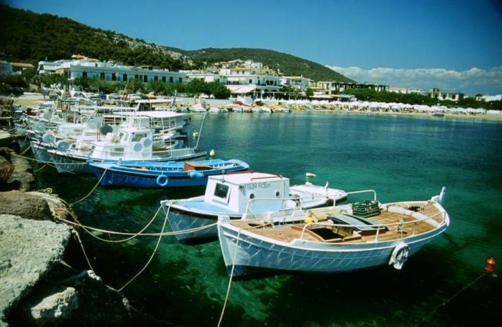 Greece - Agkistri 01 - Skala