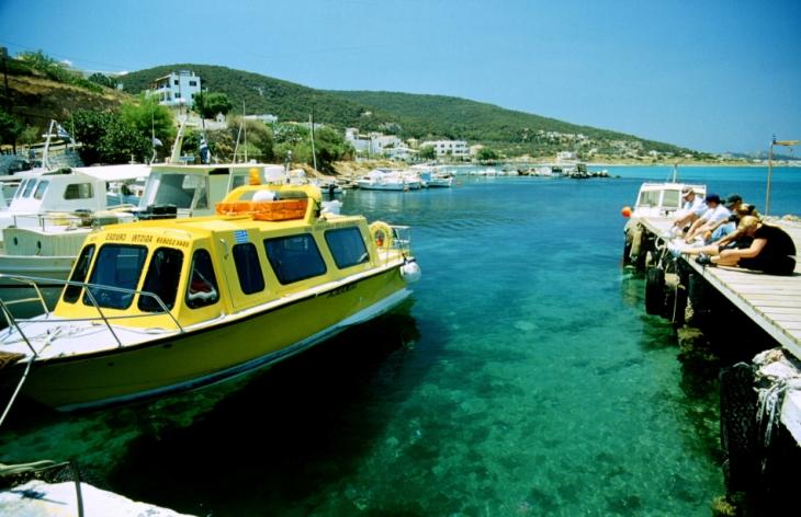 Greece - Agkistri 02 - Skala