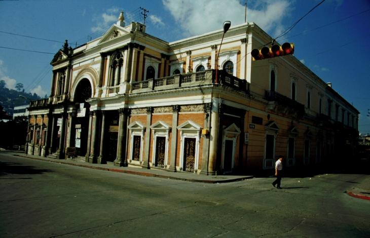 Guatemala - Quetzaltenango 10