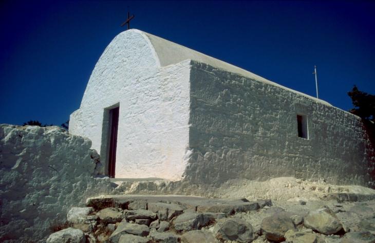 Greece - Karpathos 57 - Olympos