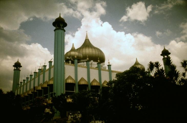 Malaysia - Borneo 011 - Kuching