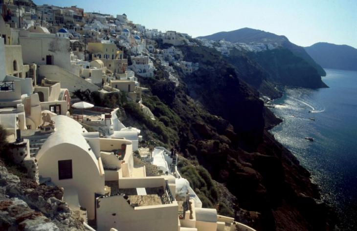 Greece - Santorini 02 - Oia