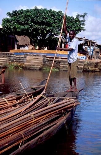 Benin - Ganvie 06