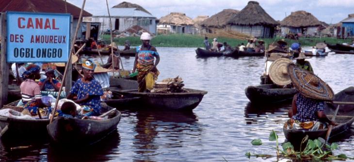 Benin - Ganvie 07