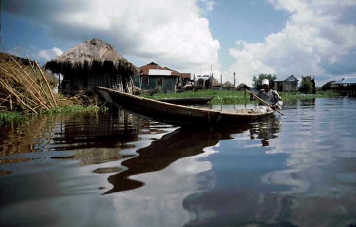 Benin - Ganvie 08