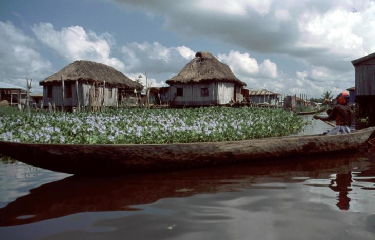 Benin - Ganvie 12