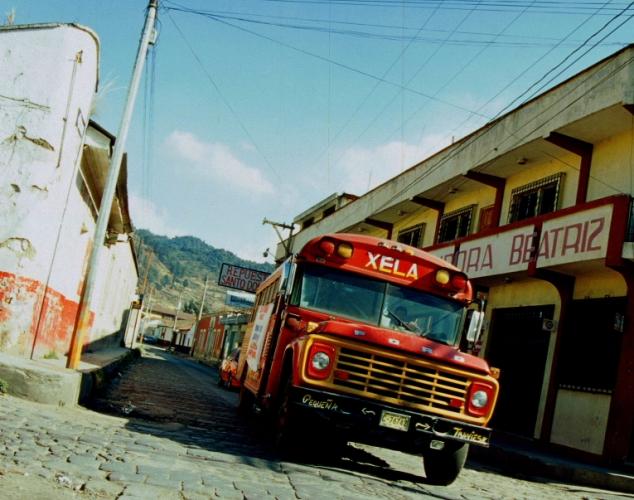 Guatemala - Quetzaltenango 45