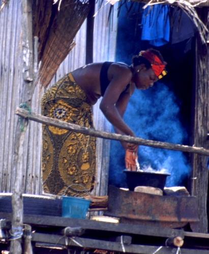 Benin - Ganvie 15