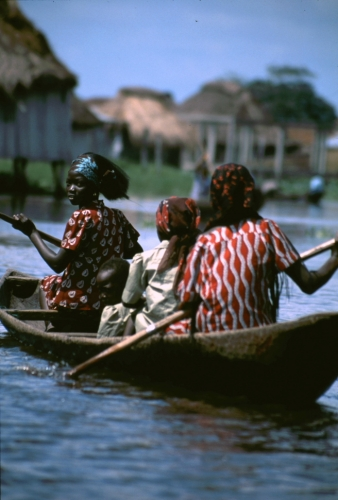 Benin - Ganvie 20