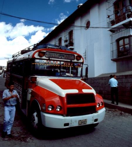 Guatemala - Chichicastenango 29