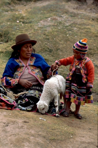 Peru - Machu Pichu 051