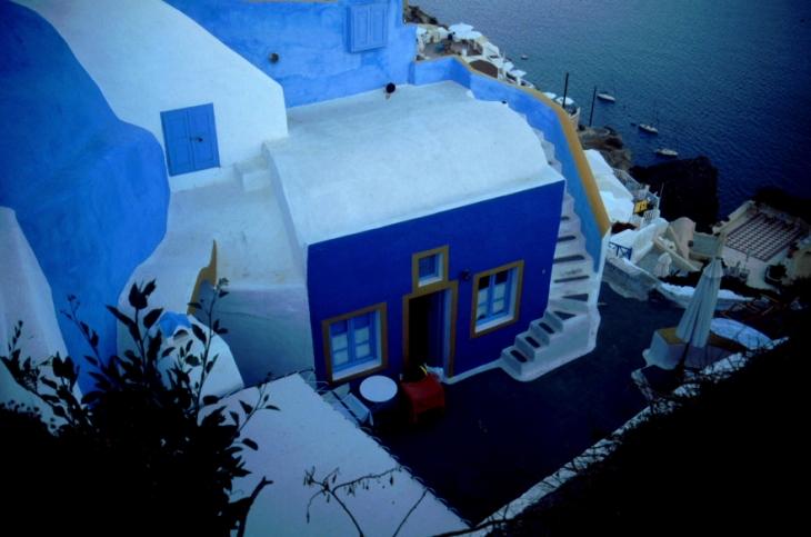 Greece - Santorini 12 - Oia