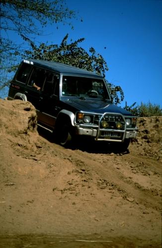 Madagascar 10 - On the road to the Tsingy of Bemaraha
