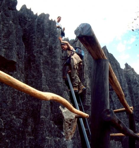 Madagascar - Tsingy of Bemaraha 06
