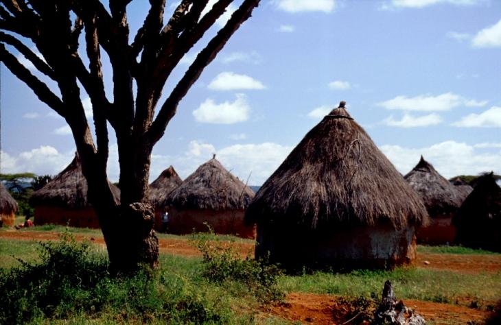 Kenya 118 - On the way back from Turkana Lake