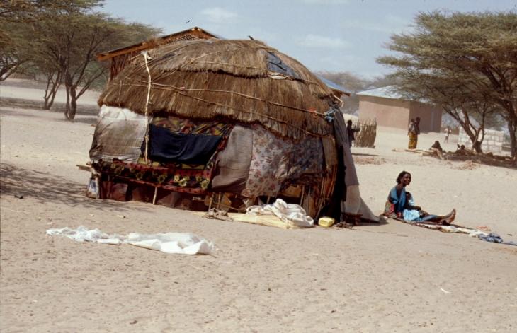 Kenya 015 - On the road to Turkana Lake