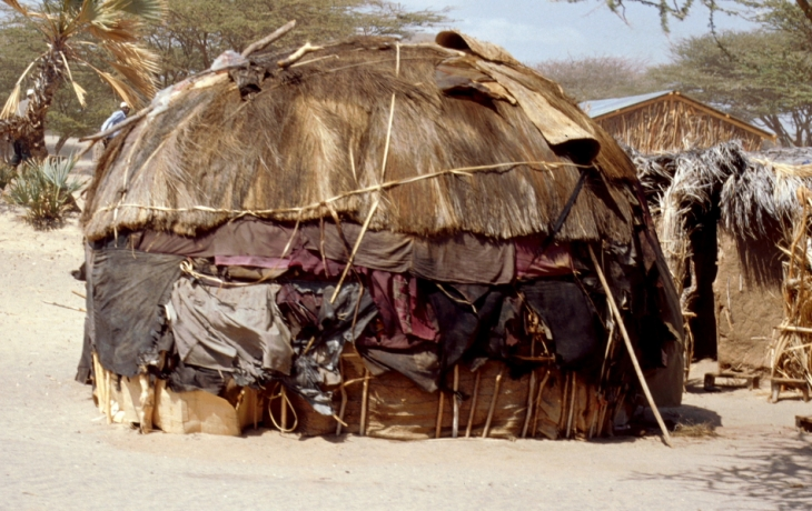 Kenya 017 - On the road to Turkana Lake - North Horr