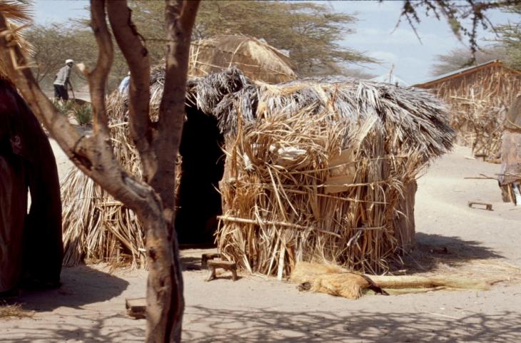 Kenya 019 - On the road to Turkana Lake - North Horr