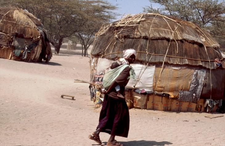 Kenya 023 - On the road to Turkana Lake - North Horr