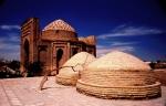 Turkmenistan - Karakum 001 - Kunya Urgench