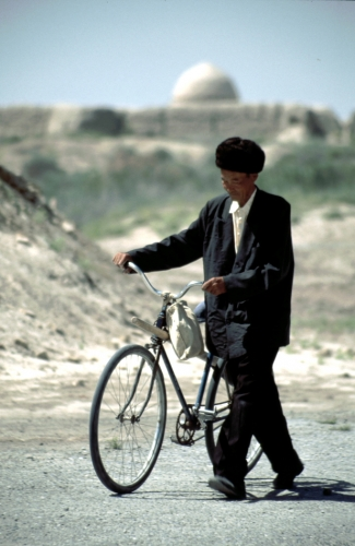 Turkmenistan - Karakum 077 - Merv