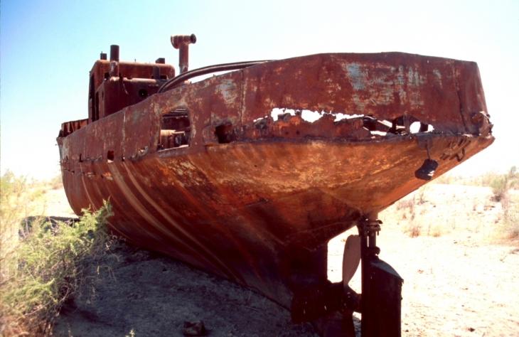 Uzbekistan - Aral 13