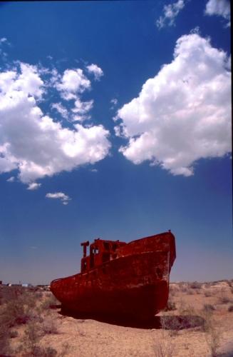 Uzbekistan - Aral 16