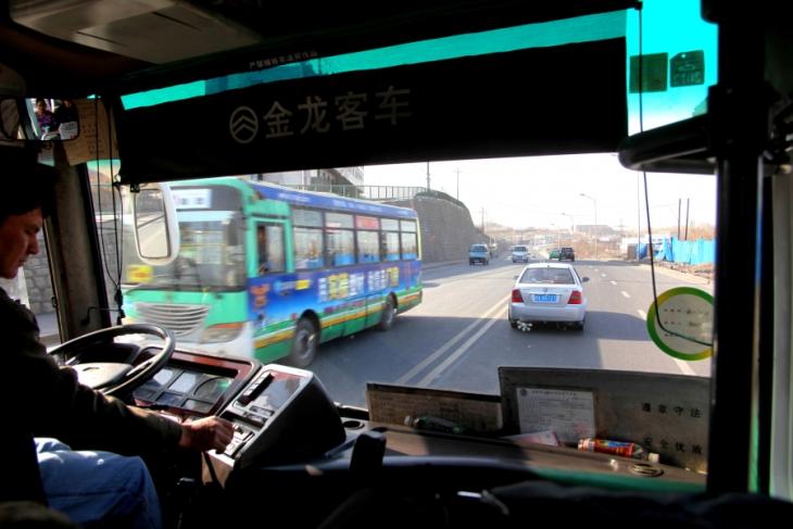 China - Xinjang 001 - On the road to Turpan
