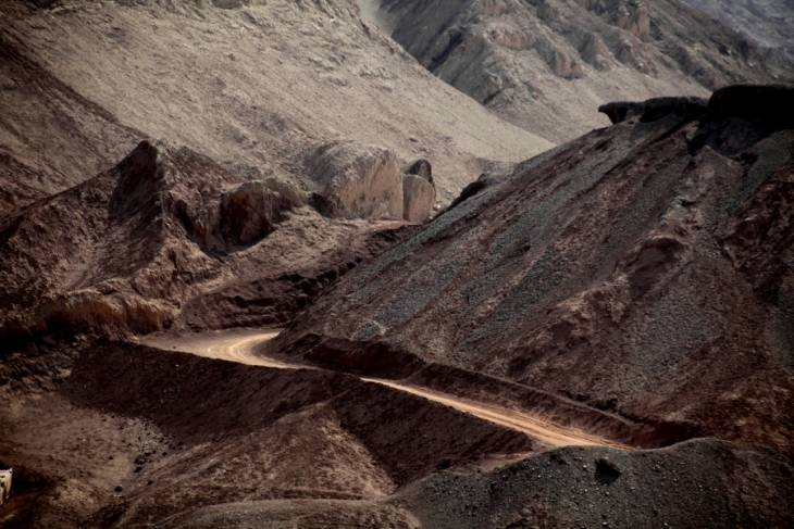 China - Xinjang 086 - On the road to Gaochang