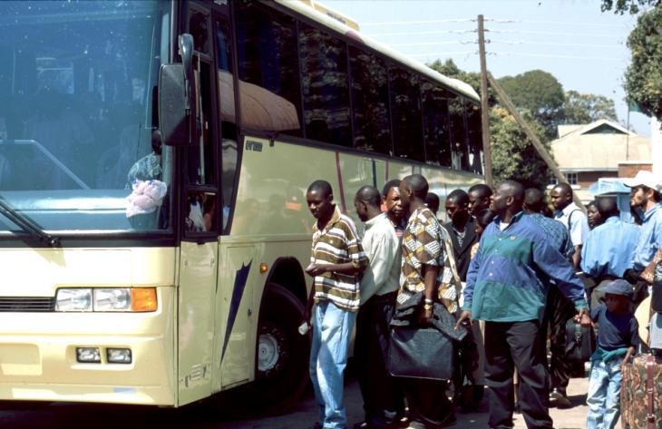 Zim - Zam 44, Zambia - Livingston