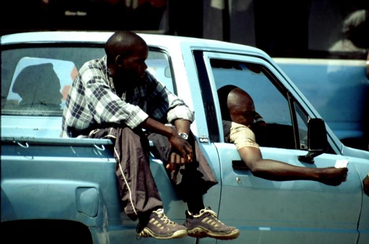 Zim - Zam 49, Zambia - Livingston