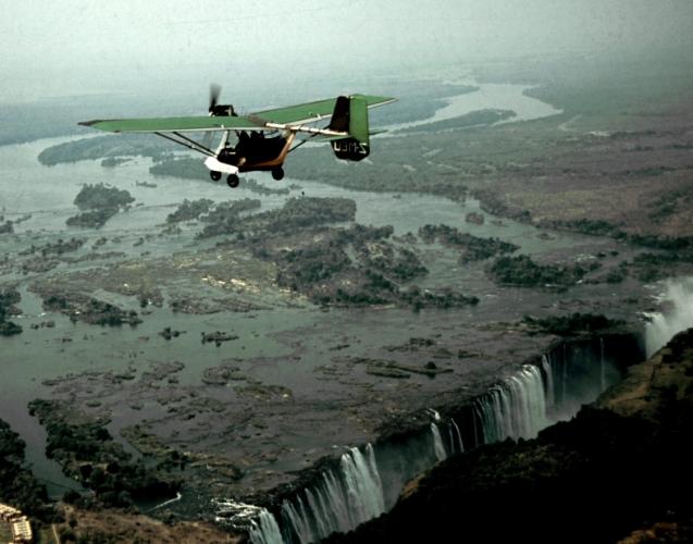 Zim - Zam 78, Zimbabwe - Victoria Falls
